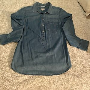 Merona Denim Shirt